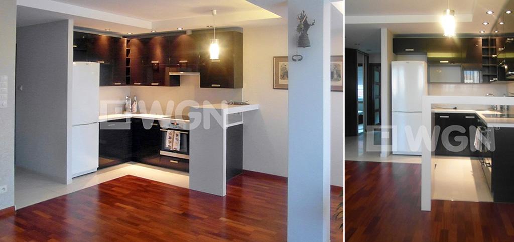 widok na luksusowe wnętrze apartamentu do sprzedaży w Białymstoku