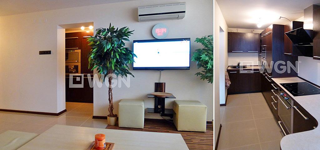 na zdjęciu luksusowe wnętrze ekskluzywnego apartamentu do sprzedaży w Katowicach