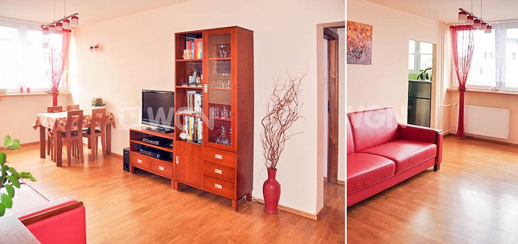 na zdjęciu luksusowe wnętrze ekskluzywnego apartamentu we Wrocławiu do sprzedaży