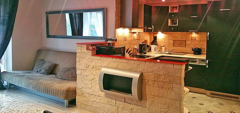 na zdjęciu fragment wnętrza luksusowego apartamentu do sprzedaży w Szczecinie