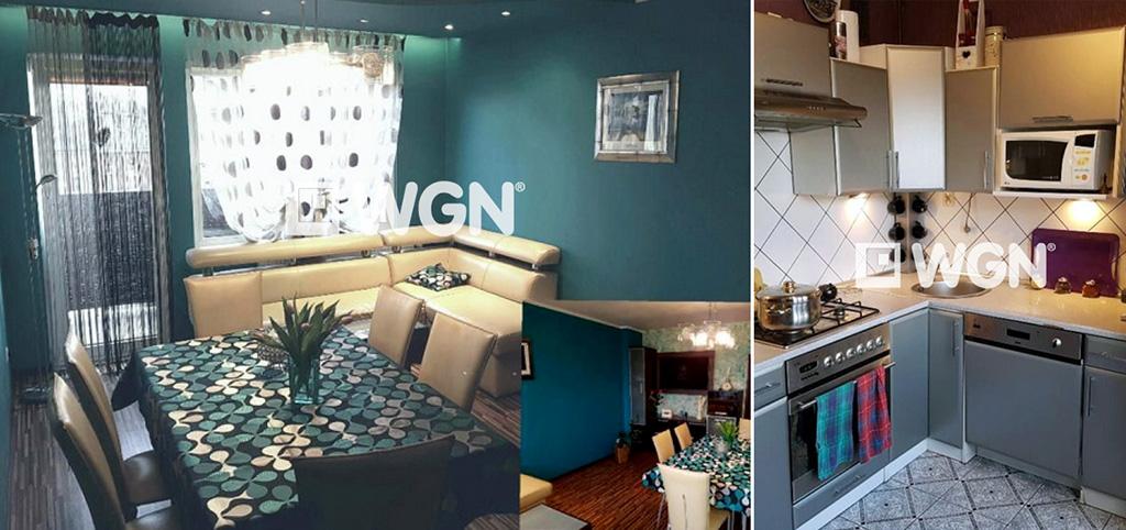 zdjęcie prezentuje fragment salonu w luksusowym apartamencie na sprzedaż w okolicach Katowic
