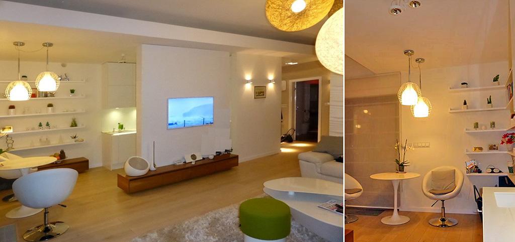 ekskluzywne wnętrze luksusowego apartamentu do sprzedaży w okolicach Wrocławia