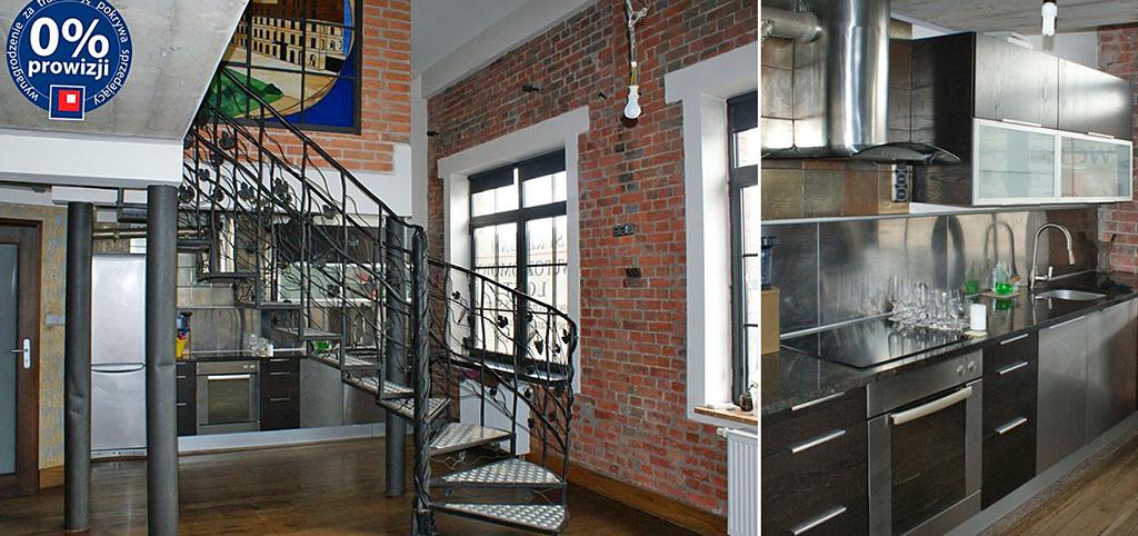 na zdjęciu luksusowe wnętrze ekskluzywnego apartamentu na sprzedaż w okolicy Warszawy