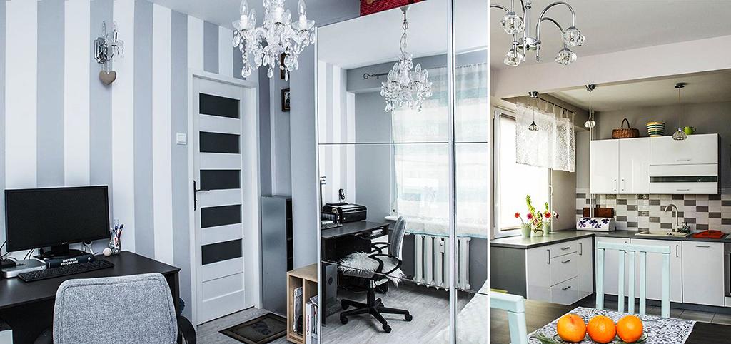ekskluzywne i stylowe wnętrze luksusowego apartamentu do sprzedaży w Białymstoku
