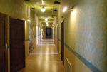 długi hol w luksusowej rezydencji na sprzedaż Będzin